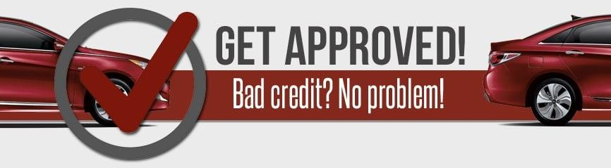 Bad Credit? Get Approved! Get a Pre-Approved Car Loan in Calgary Today.