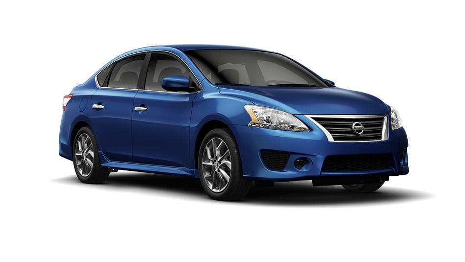 2014 Nissan Sentra Exterior Front View