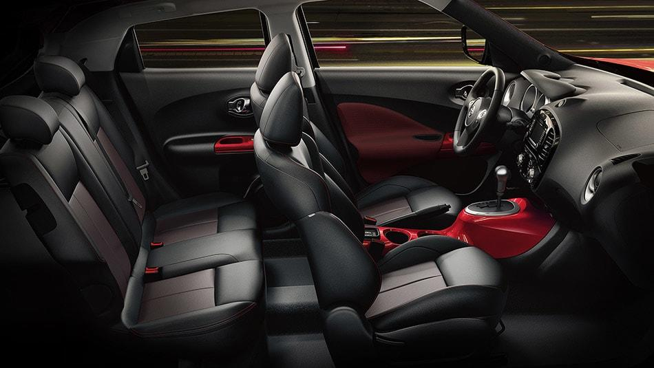 2015 Nissan Juke Interior Seating