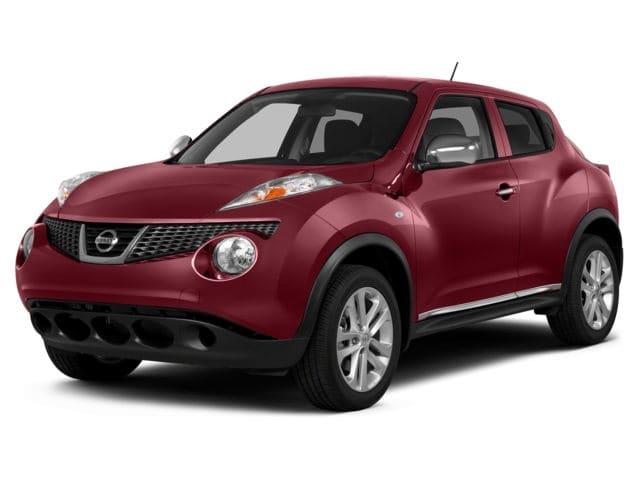 Nissan Juke Exterior Front