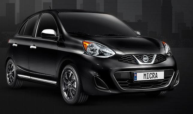 2015 Nissan Micra KROM Exterior Front End