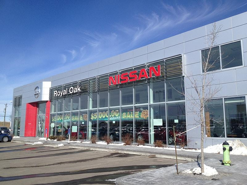 used Nissan in calgary