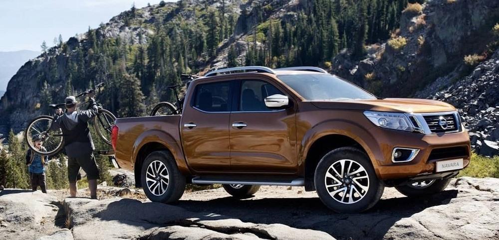 2020 Nissan Frontier Adventure image